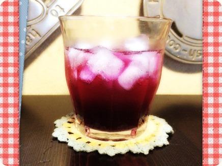 060913 紫蘇ジュース