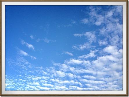 091013 朝の空