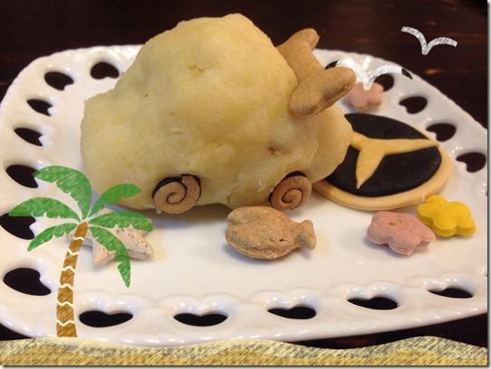 091014 アンディのケーキ
