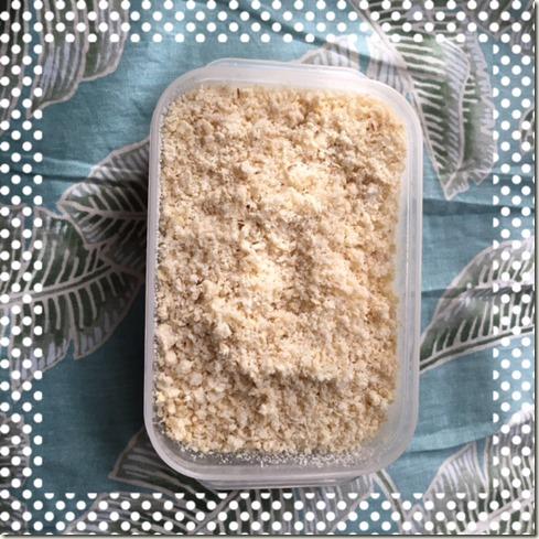 071016 bean curd refuse powder