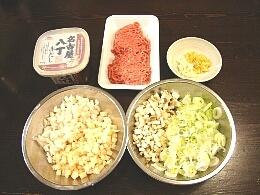 肉ねぎ味噌の材料.jpg